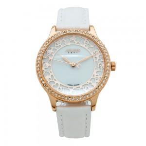 Đồng hồ nữ hoa văn đính đá JULIUS JU1091-JA562