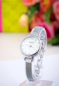 Đồng hồ nữ Julius Hàn Quốc dây thép JU1166-JA623