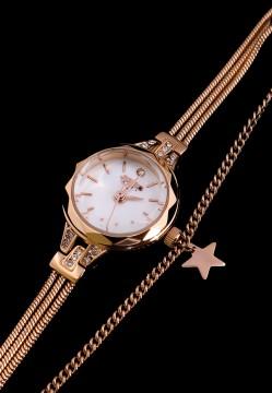 Đồng hồ nữ Julius Hàn Quốc JU1153-JA916
