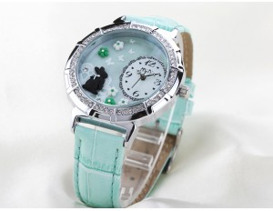 Đồng hồ nữ Mini Hàn Quốc dây da MI067-MI485