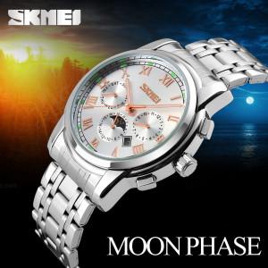 Đồngh hồ nam Skmei phát quang phong cách doanh nhân SK105
