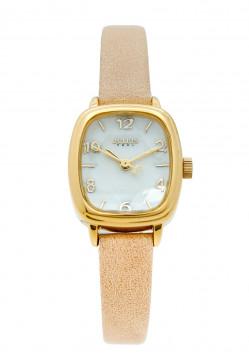 Đồng hồ nữ JULIUS Hàn Quốc dây da JU1089-JA410
