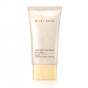 Kem lót trang điểm 3 tác dụng dành cho da dầu, da hỗn hợp (50ml) Milky Dress M35-MK276