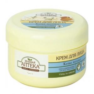 """Kem dưỡng da mặt """"Sữa dê"""" , """" Green Pharmacy"""", 200 ml-H155"""