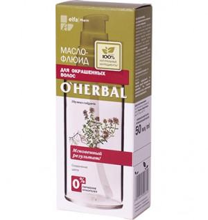 Tinh dầu thảo dược O'Herbal dành cho tóc nhuộm, 50ml