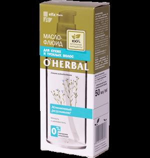 """Tinh dầu dành cho tóc khô xơ """"O'Herbal"""" 50ml"""