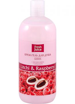 """Gel tắm chiết xuất từ Lệ chi và Việt Quất """"Fresh Juice"""", 500ml"""