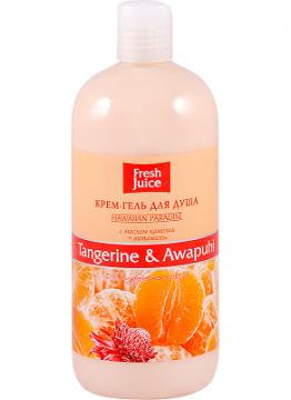 """Gel tắm chiết xuất từ trái quýt và gừng trắng """"Fresh Juice"""", 500ml"""