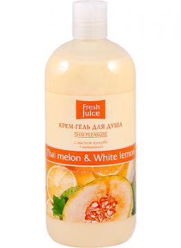 """Gel tắm chiết xuất từ Dưa vàng và Chanh trắng """"Fresh Juice"""", 500ml"""