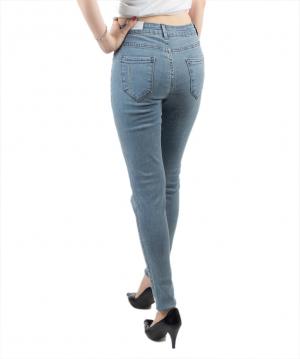 Quần Jean Nữ VIETJEAN Skinny Cào Rách KD1-614.1