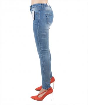 Quần Jean Nữ VIETJEAN Skinny Cào Xước  KB05 - 605.3