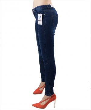 Quần Jean Nữ VIETJEAN Skinny Dài KD-641.2