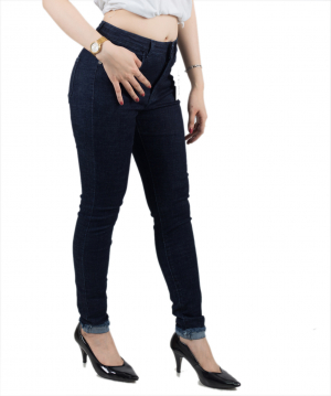 Quần Jean Nữ VIETJEAN Skinny Cào Rách KD04-616.3
