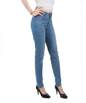 Quần Jean Nữ VIETJEAN Skinny Dáng Dài Boy KB29-6009.3