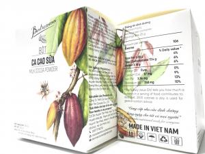 Cacao sữa gu đắng-CC50