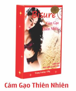 Cám gạo thiên nhiên
