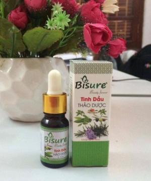 Tinh dầu thảo dược Bisure.