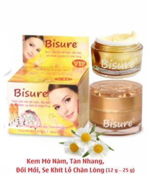 Kem dưỡng trắng ngừa lão hóa, làm mờ nếp nhăn, giữ ẩm, se khít lổ chân lông -BS-DT102(12g)-BS59