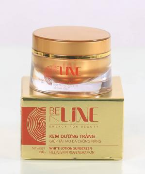 Kem dưỡng trắng Beline