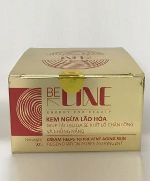 Kem ngừa lão hóa giúp tái tạo da se khít lỗ chân lông Beline