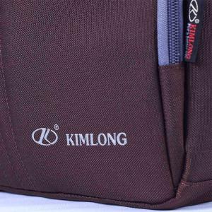 Balo Kim Long KL033 Xanh Đen